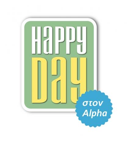 Logo HappyDayStonAlpha rgb