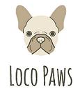 logo loco paws 3